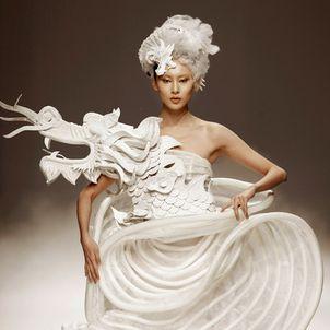 Xuming haute couture at china fashion week 2012 senatus for Xuming haute couture