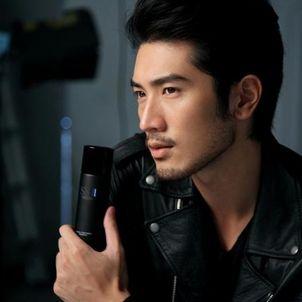 Godfrey Gao for SK-II MEN (Taiwan) Campaign
