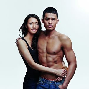 Lin Dan and Xie Xingfang for Men's Health | SENATUS