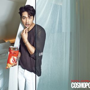 Song Seung Heon Covers Cosmo Men Korea August 2014 Senatus