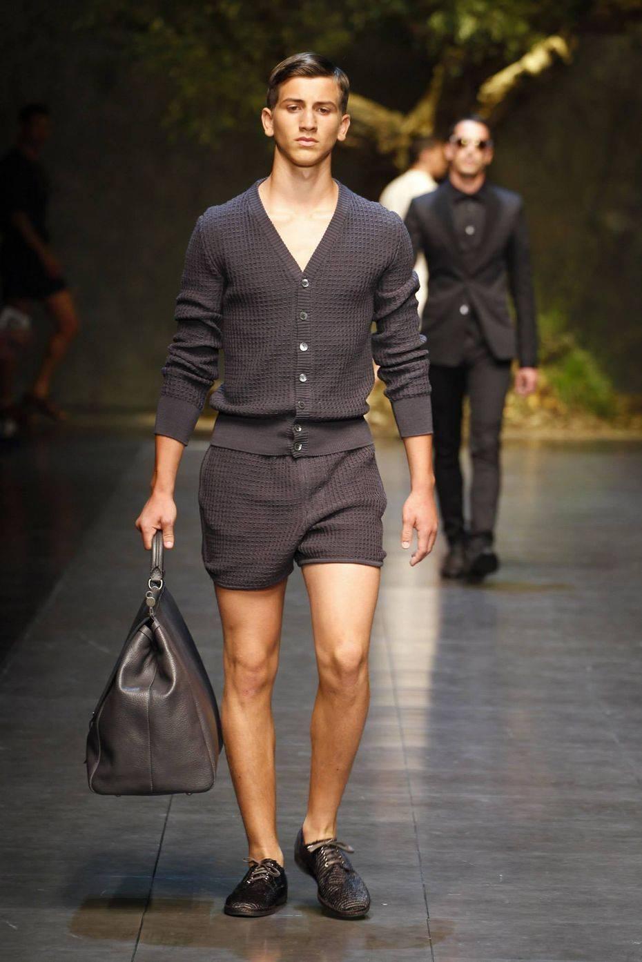 Men fashion week in milano
