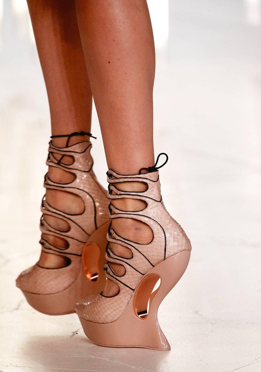 Alexander mcqueen shoes 2012