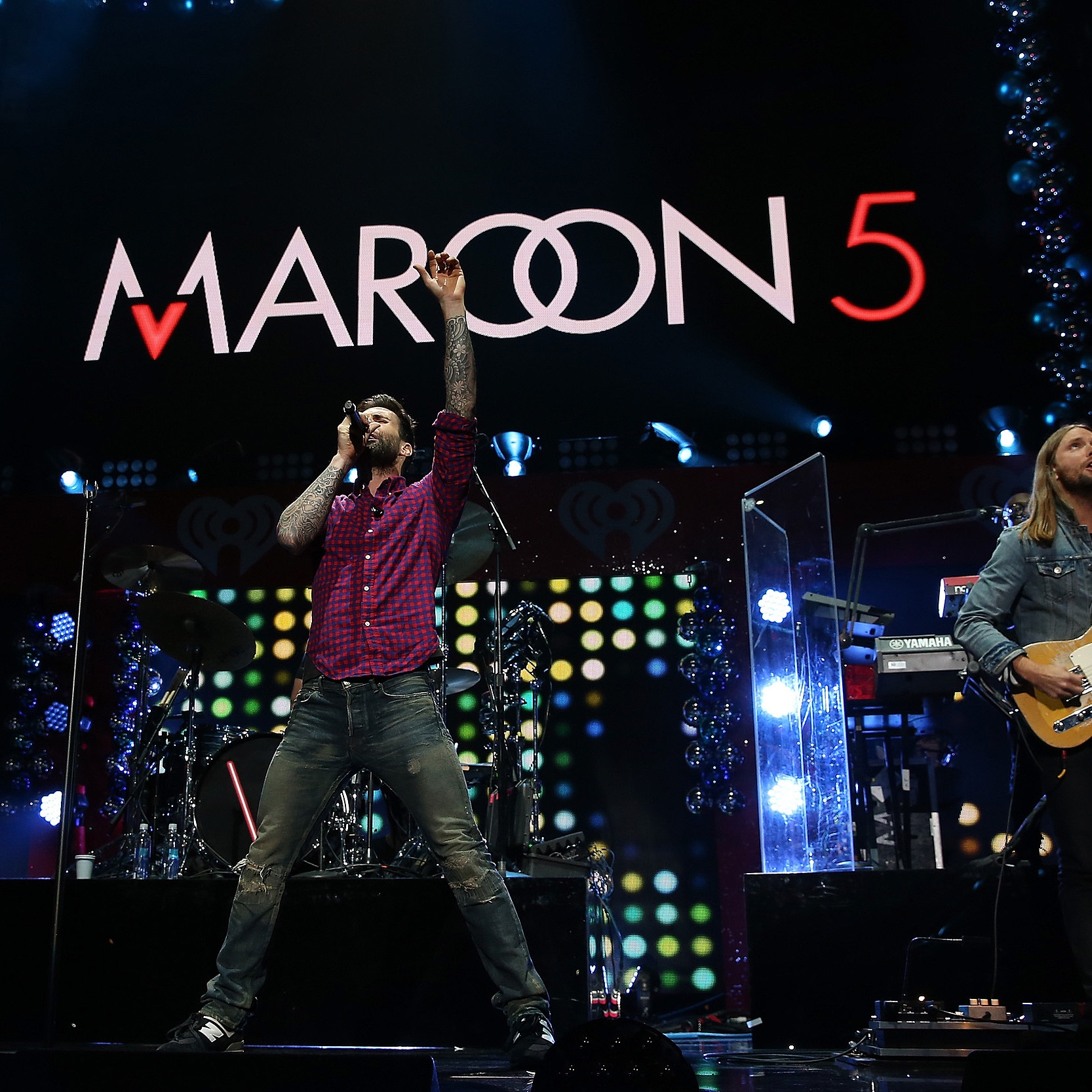 Maroon  World Tour  Thailand