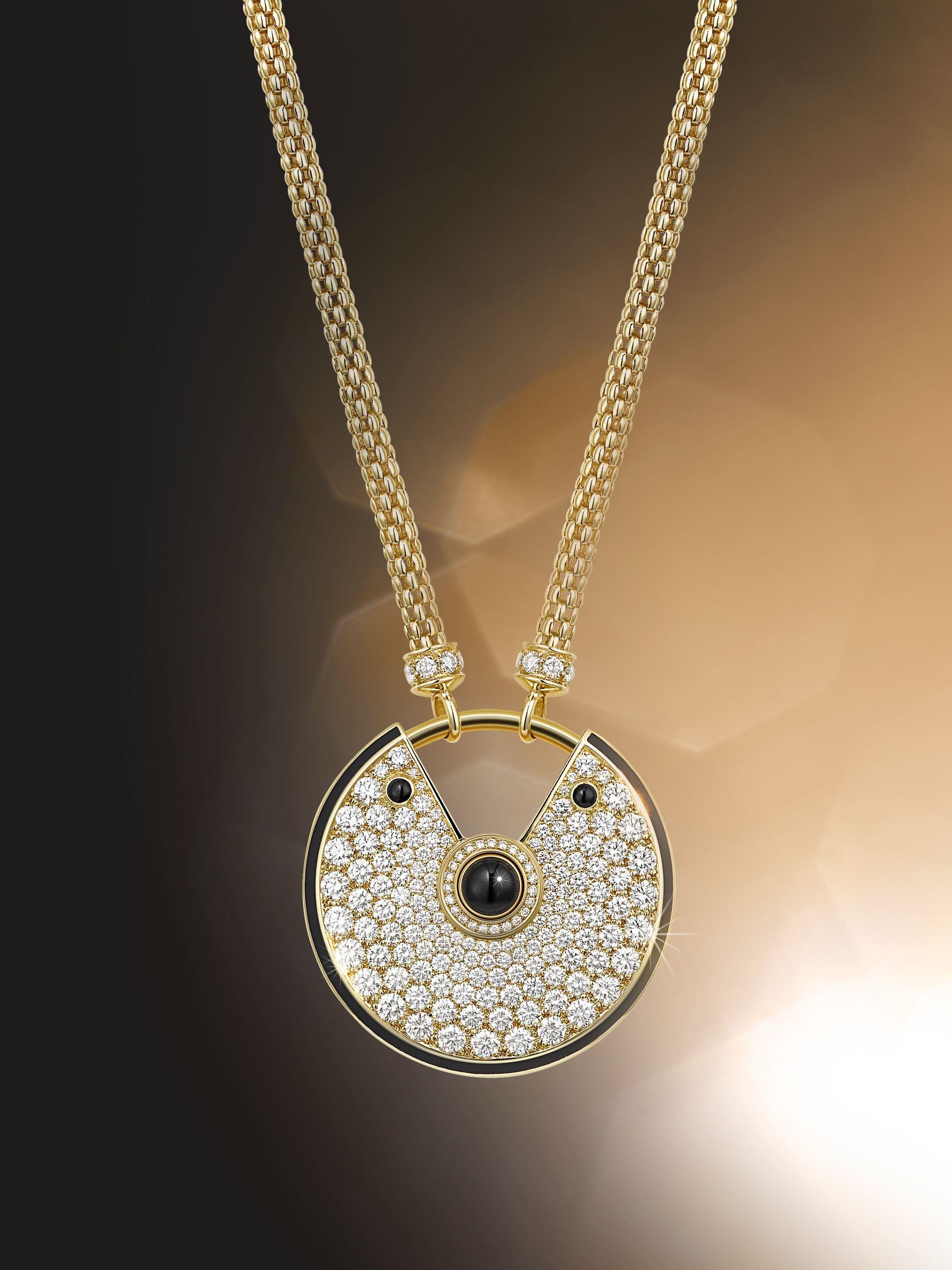 Cartier Launches New Amulette De Cartier Collection