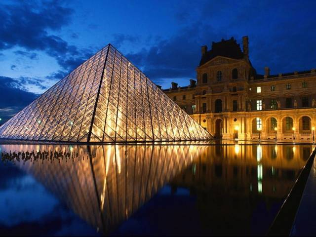 According to Art Newspaper's annual survey, more than 9.7 million people visited the French museum, boosted by its new wing of Islamic Art