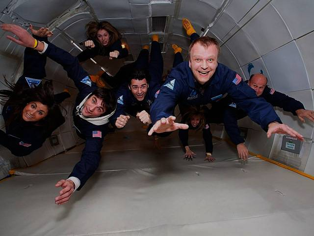 A once-in-a-lifetime opportunity to defy the laws of gravity with ZERO-G's weightless flight