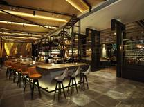 The award-winning chef and restaurateur brings a whimsical approach to East-meets-West in his first foray into Singapore