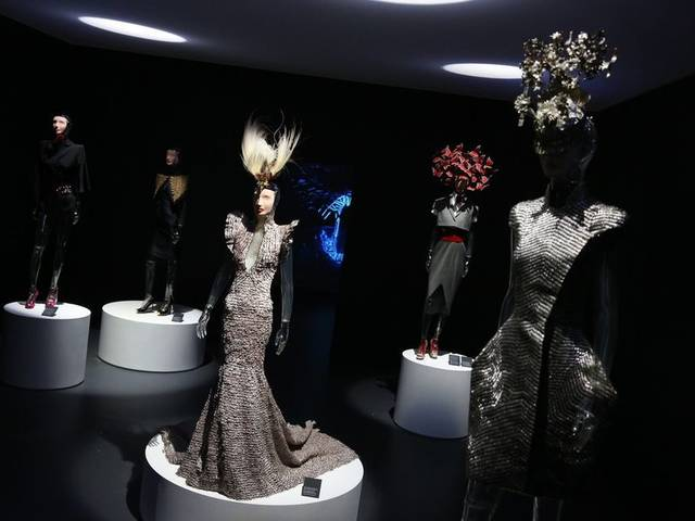 A major fashion exhibition set in London celebrating the extraordinary life and wardrobe of the late British patron of fashion and art