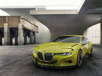 BMW Design Team pays tribute to the 3.0 CSL, a timeless classic and iconic BMW Coupé from the 1970s