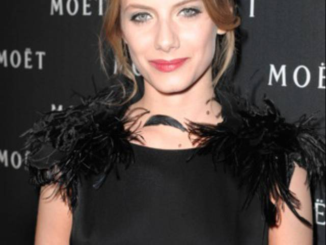 Melanie Laurent at MOËT & CHANDON