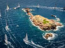 The Mediterranean's oldest offshore sailboat race that started in 1953, is named for the Giraglia rock off the northern tip of Corsica.