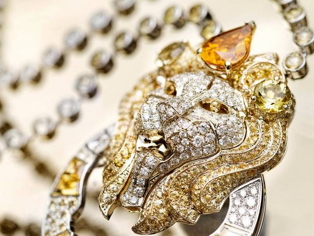 The French luxury label's fine jewellery collection inspired by the lion, the source of Coco Chanel's emotional strength and inspiration