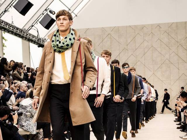After more than 10 years, Burberry has announced its upcoming menswear fashion shows will move from Milan to London, marking a shift in the global politics of fashion