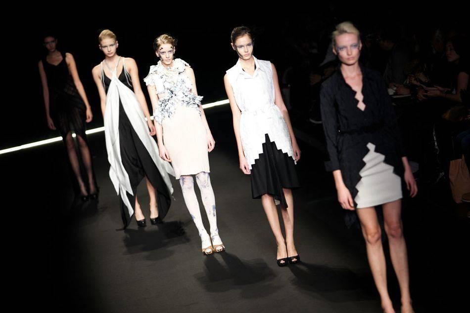 Japanese design labels including Andrealage, Jun Okamoto, Keita Maruyama, Yasutoshi Ezumi and more will be showcasing their Spring Summer 2013 collections