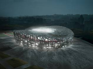"Beijing ""Bird's Nest"" Stadium"