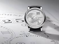 The history and the future of watchmaker A. Lange & Söhne come together in this new timepiece for 2015