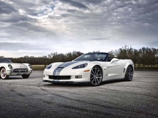 Chevrolet continues to build on a six-decade legacy of design, performance and technology with the iconic Corvette
