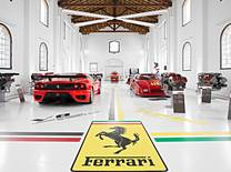 The second year of the newly-established showspace sees a new Museum of Ferrari Engines and an homage to the iconic Italian Opera star