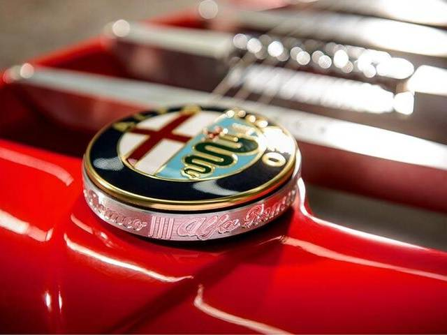 There are only 11 hand-built creations by the British company, marking the 11 decades the Italian marque has been in existence