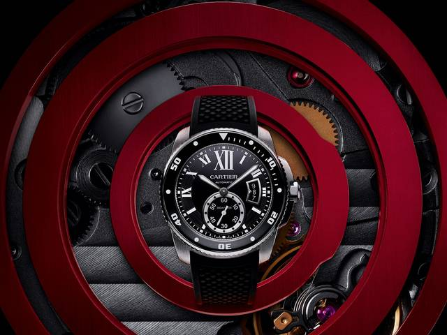 Cartier celebrates the official launch of the Calibre de Cartier Diver watch whilst also showcasing the 5 key pillars that best represents its heritage and technical expertise in contemporary men's watches