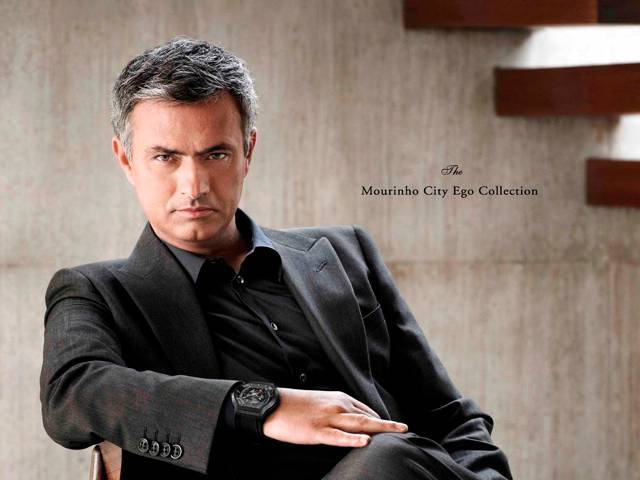 deLaCour is proud to announce José Mourinho as their Brand Ambassador