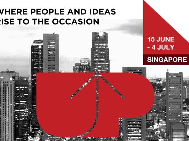 UP Singapore is an experiment, using ground-up innovation to improve our urban environments through the creative use of technology and data