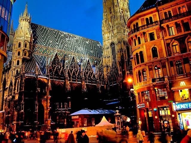 "Vienna retains the top spot as the city with the world's best quality of living | Credit: <a href=""http://www.flickr.com/photos/kliefi/2053287745/"">flickr/kliefi</a>"