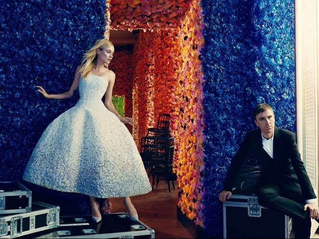 "Belgian Raf Simons, the new Creative Director of the House of Dior, has announced that his debut Cruise collection for the 2014 season will be held in Monaco | Photo Credit: <a href=""http://normanjeanroy.com/"">Norman Jean Roy</a>"