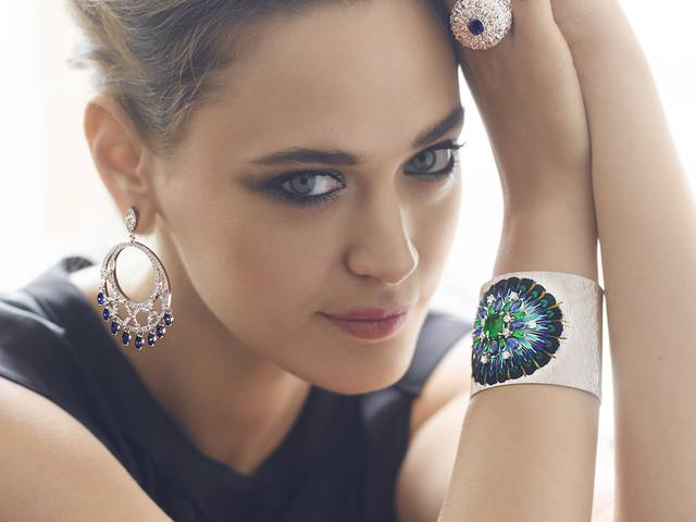 The new Haute Joaillerie and Haute Horlogerie collection is inspired by two legendary cities, Venice and Samarkand, chosen for their cultural wealth, architecture and creativity