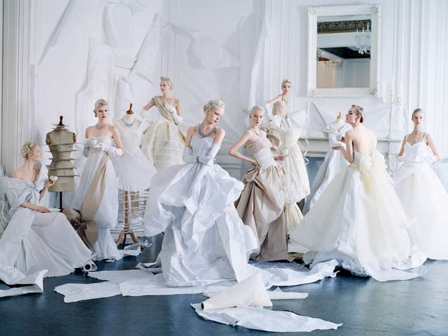 The newly-renovated Costume Institute at the Met will host its inaugural exhibition examining the career of the legendary 20th-century Anglo-American couturier Charles James | Photo credit: Tim Walker for Vogue US