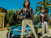 Available only to the owners of the 18 Bugatti Legends, the initial collection will serve as a stylistic foundation on which the company hopes to create a full clothing range