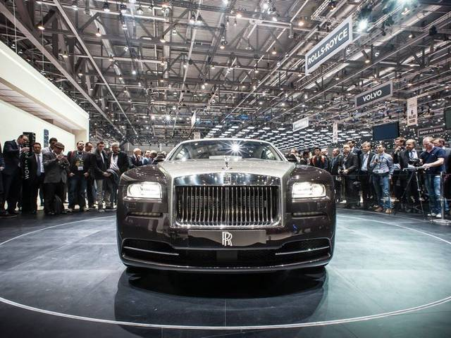 Unveiled at the 2013 Geneva Motor Show was the most powerful Rolls-Royce ever, the Wraith coupe, which boasts refinements that makes it an absolute best-in-class