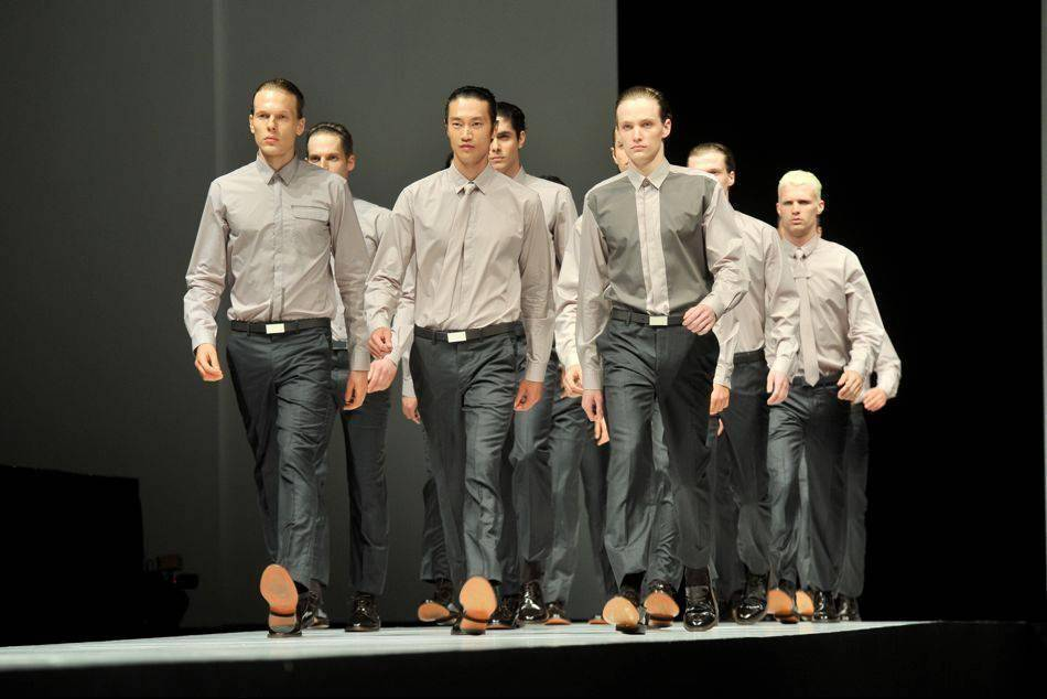 Men's Fashion Week returns to the 2012 calendar in Singapore held at Marina Bay Sands
