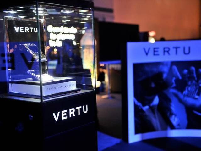 Vertu is Men's Fashion Week's Official Luxury Mobile Partner