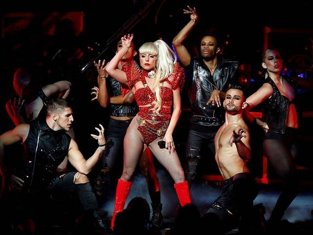 "Lady Gaga has launched her hotly anticipated ""Born This Way Ball"" World Tour with sold-out shows from Korea to Singapore"