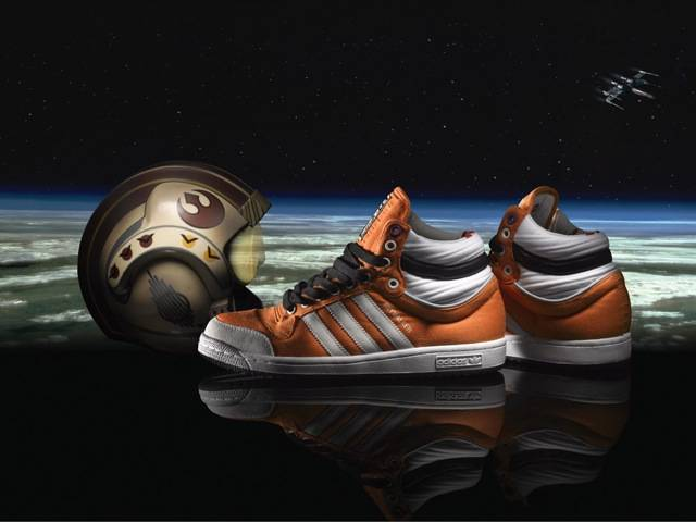 Luke Skywalker adidas original, part of the Spring/Summer Star Wars Characters Pack