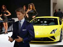 Rare, limited edition and brand-defining models like the Sesto Elemento and Reventón Roadster and the road-going Aventador Roadster, will be joined by the new Lamborghini Huracán