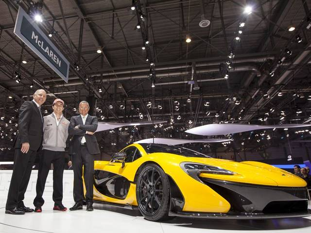 McLaren Automotive has used all of its 50 years of racing experience and success, especially in the fields of aerodynamics and lightweight carbon fibre technology to achieve this objective