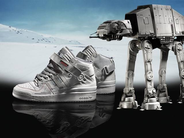 ATAT adidas original, part of the Spring/Summer Star Wars Vehicle Pack