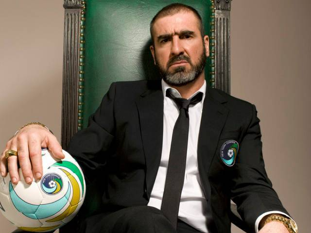 Football greats Pele and Eric Cantona were in Singapore to promote new MLS side New York Cosmos