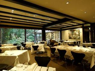 "named by London's Restaurant Magazine as one of ""The World's 50 Best Restaurants"""