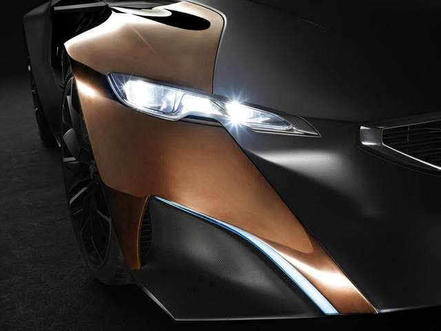 Peugeot creates a dream with the supercar of the 21st century, the Onyx, introducing new techniques and innovative materials to produce a stylish design with extreme performance.