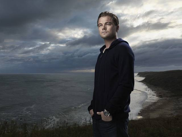 Leonardo DiCaprio is a brand ambassador for Tag Heuer with a focus on the environment
