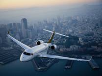 Purpose-built to fulfill the desires of the most sophisticated and demanding business travelers, the luxurious long range business jet can link Abu Dhabi with London or Singapore or Beijing with Paris, non-stop