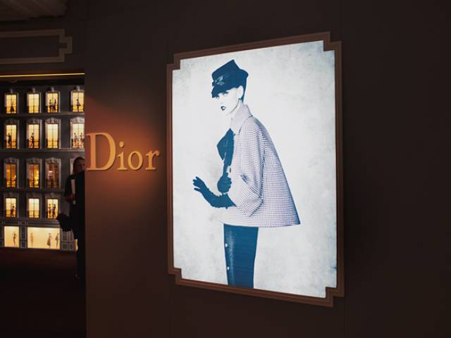 Dior has joined forces with Harrods to launch a wonderland themed exhibition throughout the iconic London retailer, in the ultimate homage to the designer