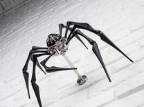 The high-end clock was inspired by the world-renowned giant spider sculpture called Maman