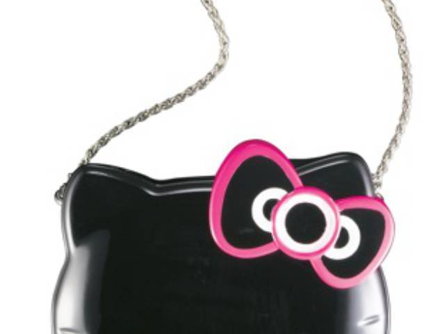 M.A.C. Hello Kitty purse mirror (closed)