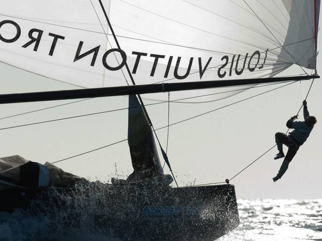 Louis Vuitton becomes the title partner of the America's Cup World Series, the America's Cup Qualifiers and Challenger Playoffs as well as the presenting partner of the 35th America's Cup Match