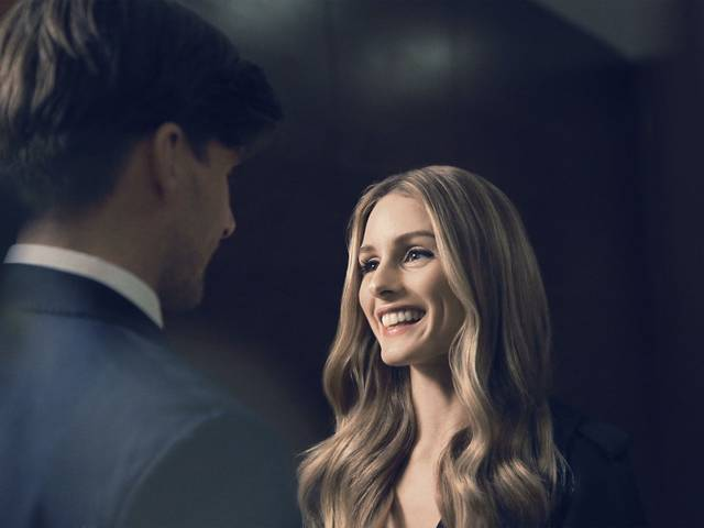 Olivia Palermo and husband Johannes Huebl front the global digital campaign launched in tandem with the brand's newest innovation, The Illuminating Eye Gel