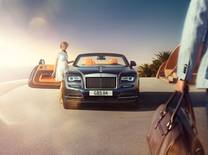 This is what Rolls-Royce believes a cool, contemporary interpretation of what a super-luxury four-seater convertible motor car should be in 2015